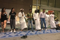 Arabian-Wedding Themed Appreciation Dinner @ NUS