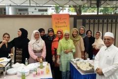 Ba'Alwie Mosque Food Fair 2015