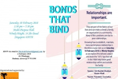 Bonds that Bind